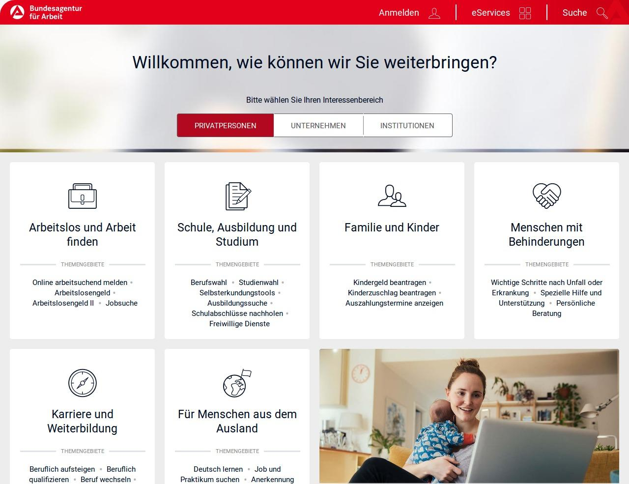 Поиск работы в Германии - Пошук роботи у Німеччині